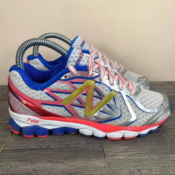 New Balance 1080 V4 Athletic Running Sneakers